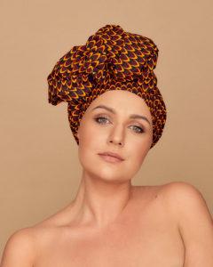 ZEBRA STORE Etosha turban 1