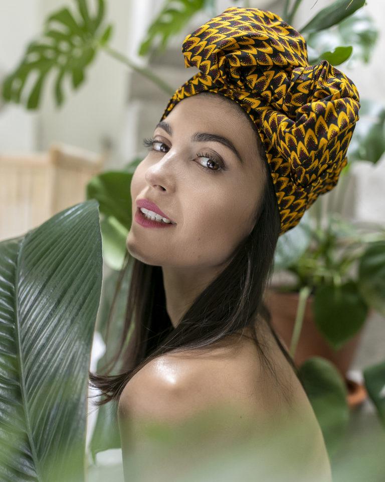 afrykański turban Etosha II