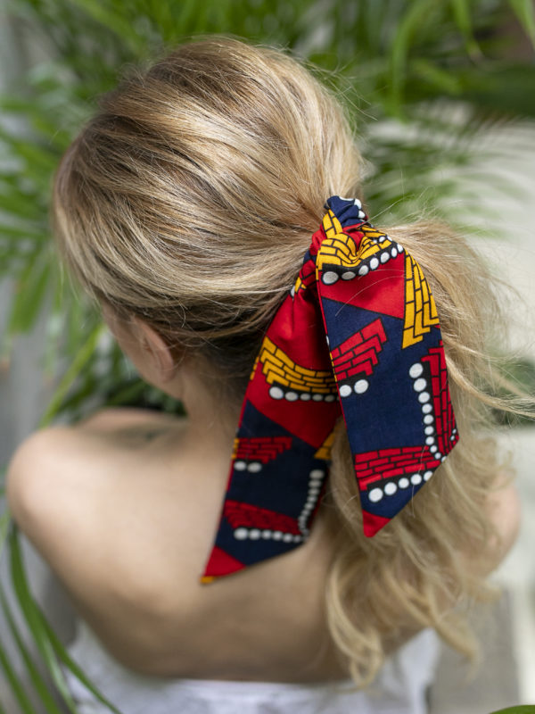 afrykańska szarfa Malawi - Zebra Store