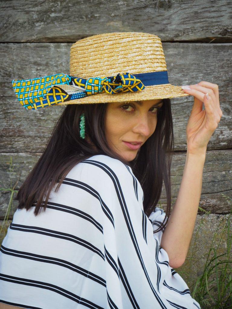 dekoracje kapeluszy