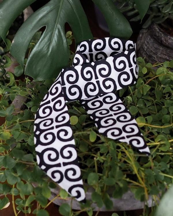 szarfa afrykańska B&W - Zebra Store