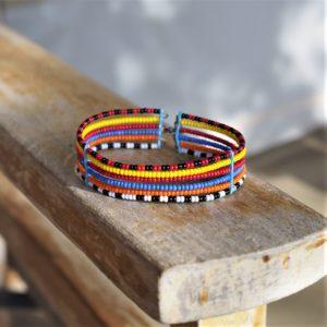 Masajska bransoletka na rękę CHURA