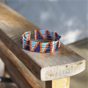 Masajska bransoletka na rękę Kobe - Zebra Store