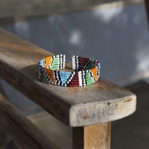 Masajska bransoletka na rękę Nyoka - Zebra Store