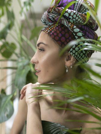 afrykański turban Zambezi